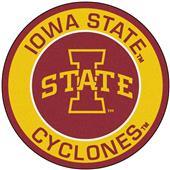 Fan Mats Iowa State University Roundel Mat