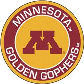 Fan Mats University of Minnesota Roundel Mat