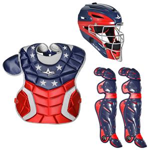 81c1034b9aa ALL-STAR System Seven Youth USA Pro Catchers Kit - Baseball ...