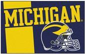 Fan Mats University of Michigan Starter Mat