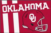 Fan Mats NCAA University of Oklahoma Starter Mat