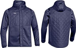 aa4aa0803 Under Armour Mens Infrared Hybrid Full Zip Jacket - Soccer Equipment and  Gear