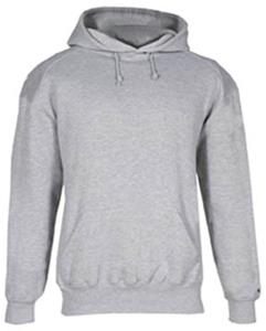 Badger Youth Fleece Sweatshirt Hoodies. Decorated in seven days or less.