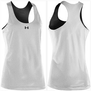 122751d61 Under Armour Womens Double Double Rev Tank - Basketball Equipment and Gear