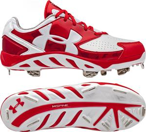 1e5c7bfbc5c Under Armour Womens Spine Glyde Softball Cleats - Baseball Equipment ...