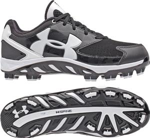 8bfeed73203 Under Armour Womens Spine Glyde TPU Softball Cleat - Baseball ...