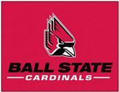 Fan Mats Ball State University All Star Mat