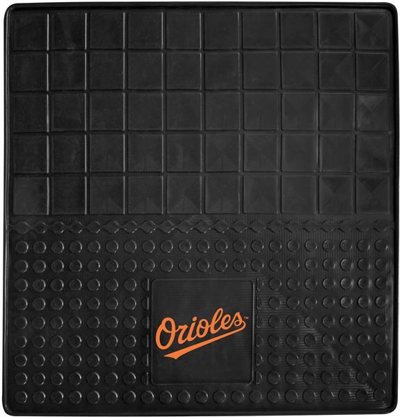 FANMATS MLB Baltimore Orioles Vinyl Heavy Duty Car Mat