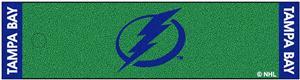 Fan Mats NHL Tampa Bay Lightning Putting Green Mat