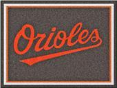 Fan Mats MLB Baltimore Orioles 8x10 Rug