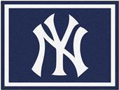 Fan Mats MLB New York Yankees 8x10 Rug