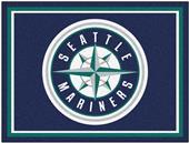 Fan Mats MLB Seattle Mariners 8x10 Rug