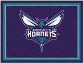 Fan Mats NBA Charlotte Hornets 8x10 Rug