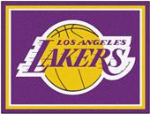 Fan Mats NBA Los Angeles Lakers 8x10 Rug