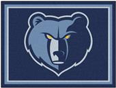 Fan Mats NBA Memphis Grizzlies 8x10 Rug