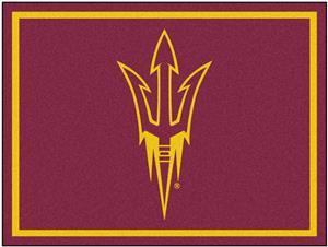 Fan Mats NCAA Arizona State Univ 8x10 Rug