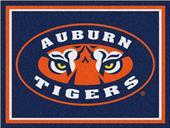 Fan Mats NCAA Auburn University 8x10 Rug