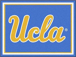 Fan Mats NCAA UCLA 8x10 Rug