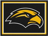 Fan Mats NCAA Southern Mississippi 8x10 Rug