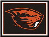 Fan Mats NCAA Oregon State University 8x10 Rug