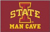 Fan Mats Iowa State Univ. Man Cave Starter Mat