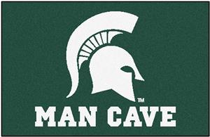 Fan Mats Michigan State Univ. Man Cave Starter Mat