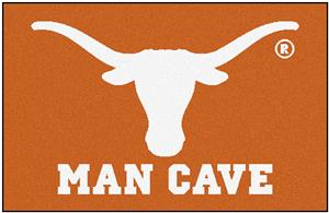 Fan Mats University of Texas Man Cave Starter Mat