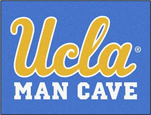 Fan Mats UCLA Man Cave All-Star Mat
