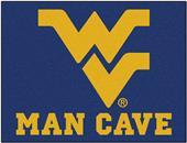 Fan Mats West Virginia Univ. Man Cave All-Star Mat