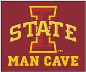 Fan Mats Iowa State Univ. Man Cave Tailgater Mat
