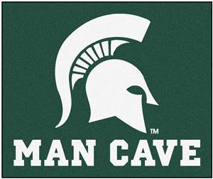 Fan Mats Michigan State Man Cave Tailgater Mat