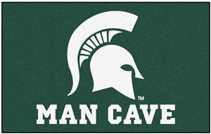 Fan Mats Michigan State Univ. Man Cave Ulti-Mat