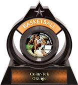 "Hasty Awards Eclipse 6"" PR Male Basketball Trophy"