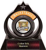 "Hasty Awards Eclipse 6"" Xtreme Basketball Trophy"