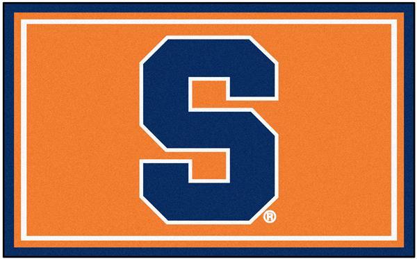 buy online 71d66 17867 Fan Mats NCAA Syracuse University 4' x 6' Rug