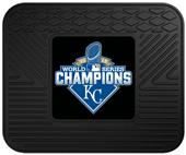 KC Royals 2015 World Series Champions Utility Mat