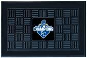 KC Royals World Series Champ Medallion Door Mat