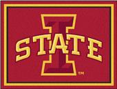 Fan Mats NCAA Iowa State University 8x10 Rug