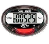Digi 1st P-110 Dual Step Pedometer