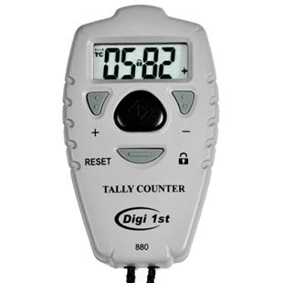 Digi 1st TC-880 Electronic Pitch & Tally Counter