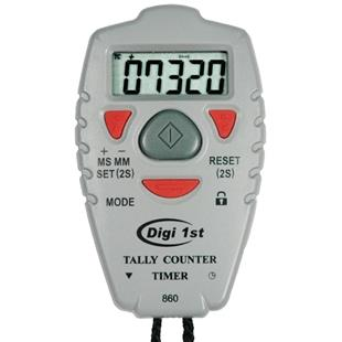 Digi 1st TC-860 Electronic Tally Counter & Timer