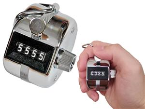 Digi 1st TC-04 Hand Tally Counter