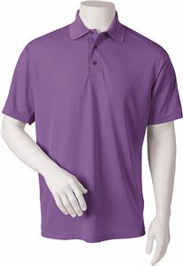 Century Place Adult/Youth Saratoga Mesh Polo