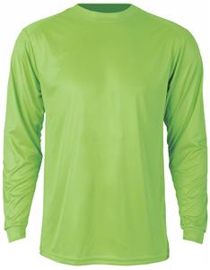 Paragon Adult Long Islander Long Sleeve Tee. Printing is available for this item.
