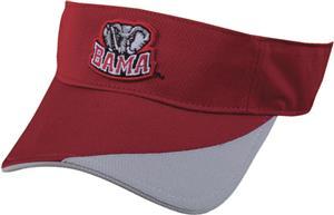 OC Sports College Alabama Crimson Tide Visor