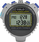 Blazer Athletic Oslo Silver 60 Stop Watch