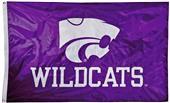 Collegiate Kansas State 2-Sided Nylon 3'x5' Flag