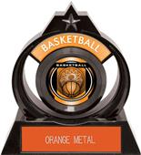 """Hasty Awards Eclipse 6"""" Legacy Basketball Trophy"""