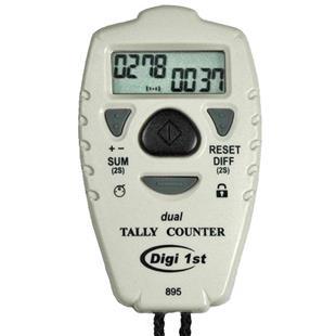 Digi 1st TC-895 Digital Dual Tally Counter