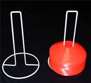 """Epic Wire """"Soccer Field"""" 12"""" Cone Carrier"""